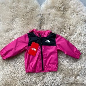 NEW North Face Infant Waterproof Jacket 6-12M